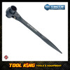 Ratchet Podger 19mm & 21mm KING TONY Industrial Quality