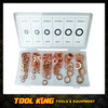 240pc Copper washer Assortment pack