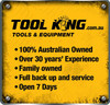 """Socket Adaptor 1/2"""" female to 3/4""""male IMPACT rated KING TONY Professional"""