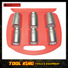 6pc FWD Axle nut socket set T&E Tools