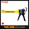 Caulking gun dripless convoy yellow Tajima