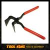 Sheetmetal edge seaming plier 90°