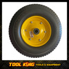 Wheel barrow wheel Flat free puncture proof 19mm bearing