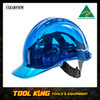 Hard Hat Clearview  vented BLUE COLOUR  Australian Made