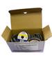 Flap Disc Quick change roloc 50mm 40grit x 10pcs German Zirconium