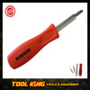 Screwdriver  6 in 1 Phillips flat and hex drive Professional quality