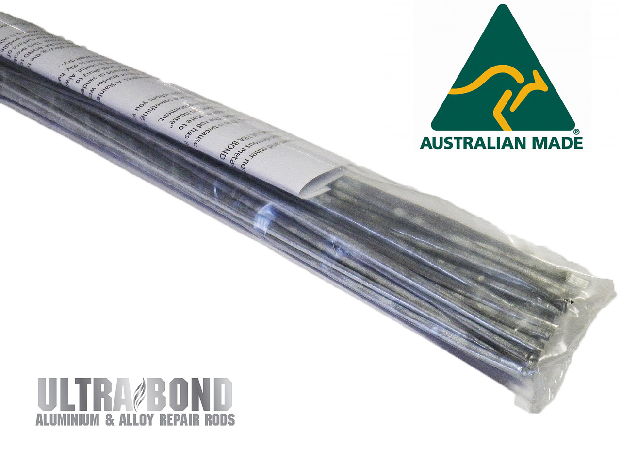 Aluminium Repair rods  Ultra Bond 30 Rod Trade pack  Brazing, Soldering, Welding