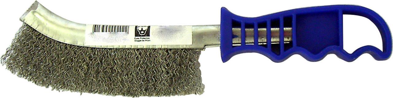 Wire brush stainless steel bristle