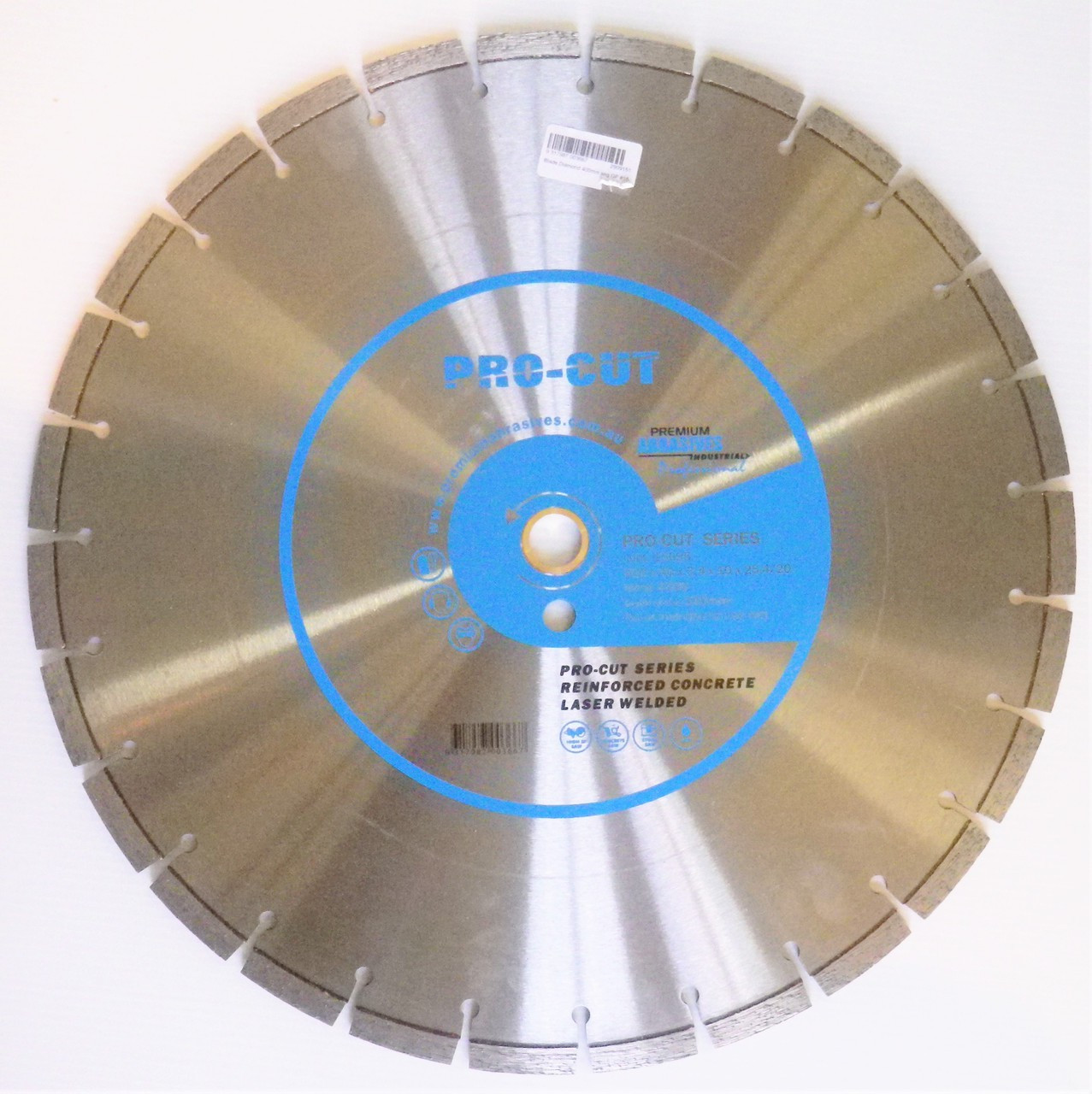 "Diamond saw blade 16"" segmented"