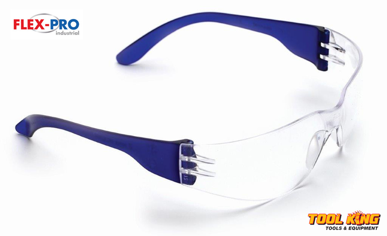 Safety Glasses AS/NZ standard  Clear super comfortable