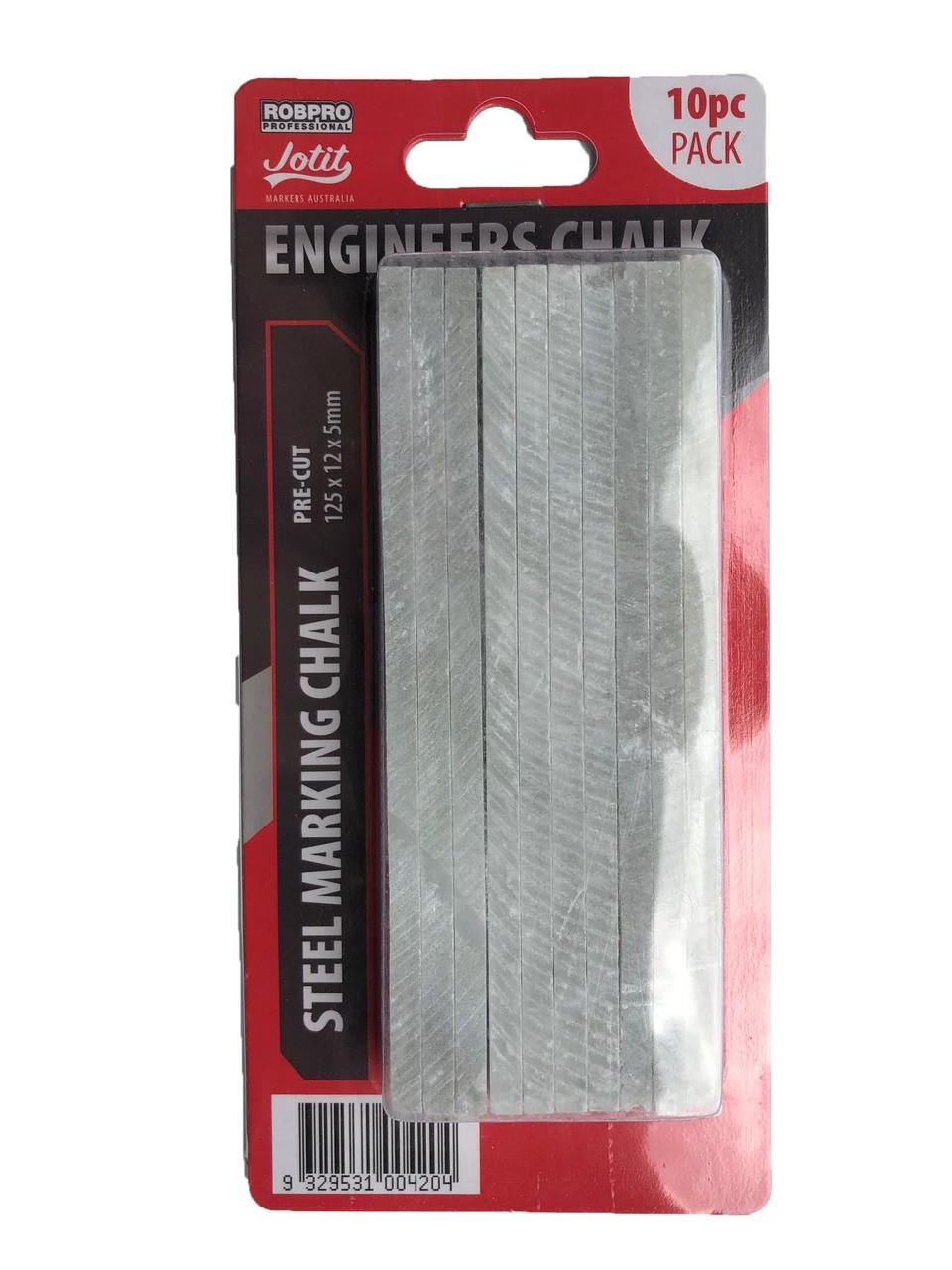 Engineers chalk 10pc pack