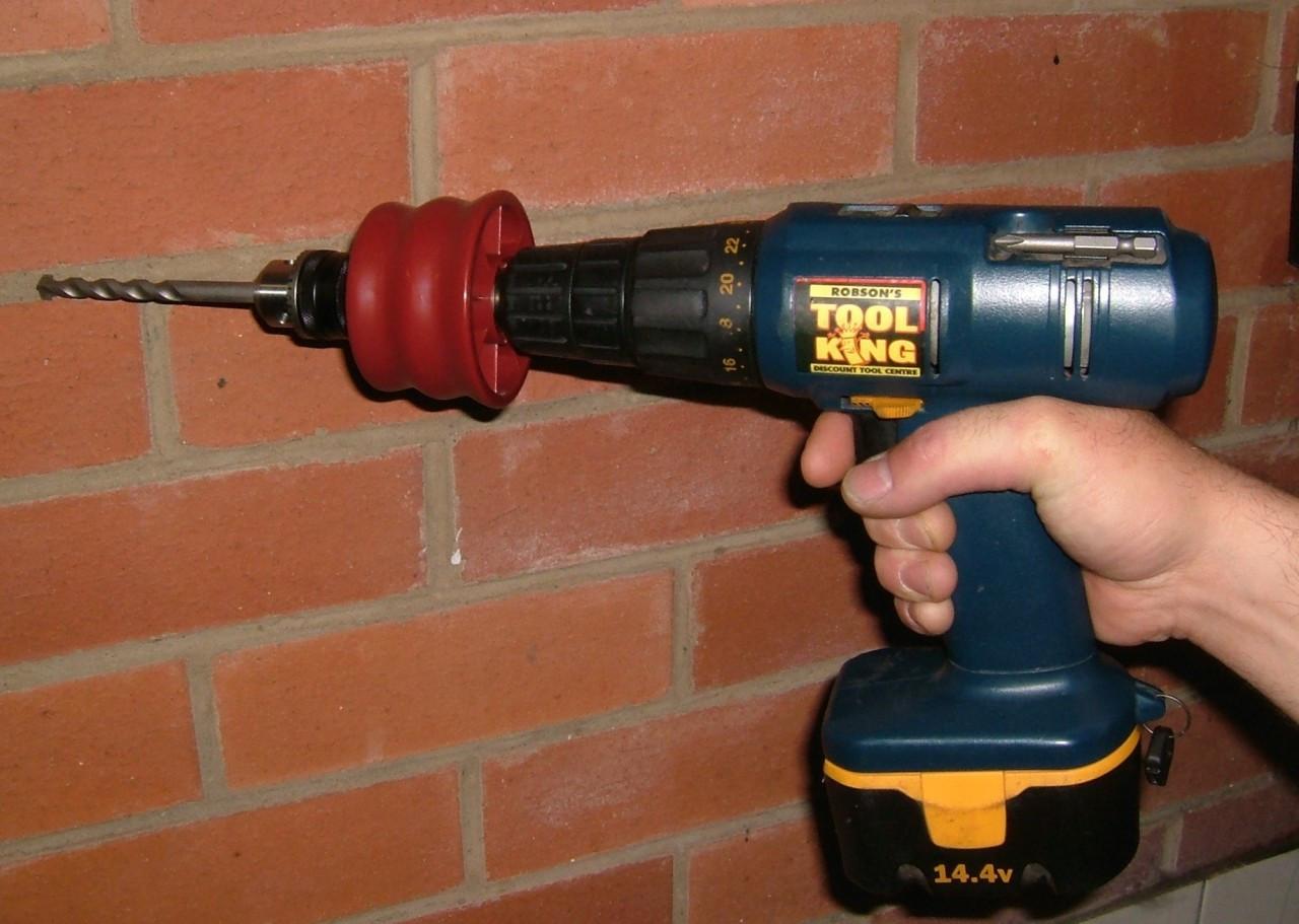 HAMMER HEAD  Drill attachment