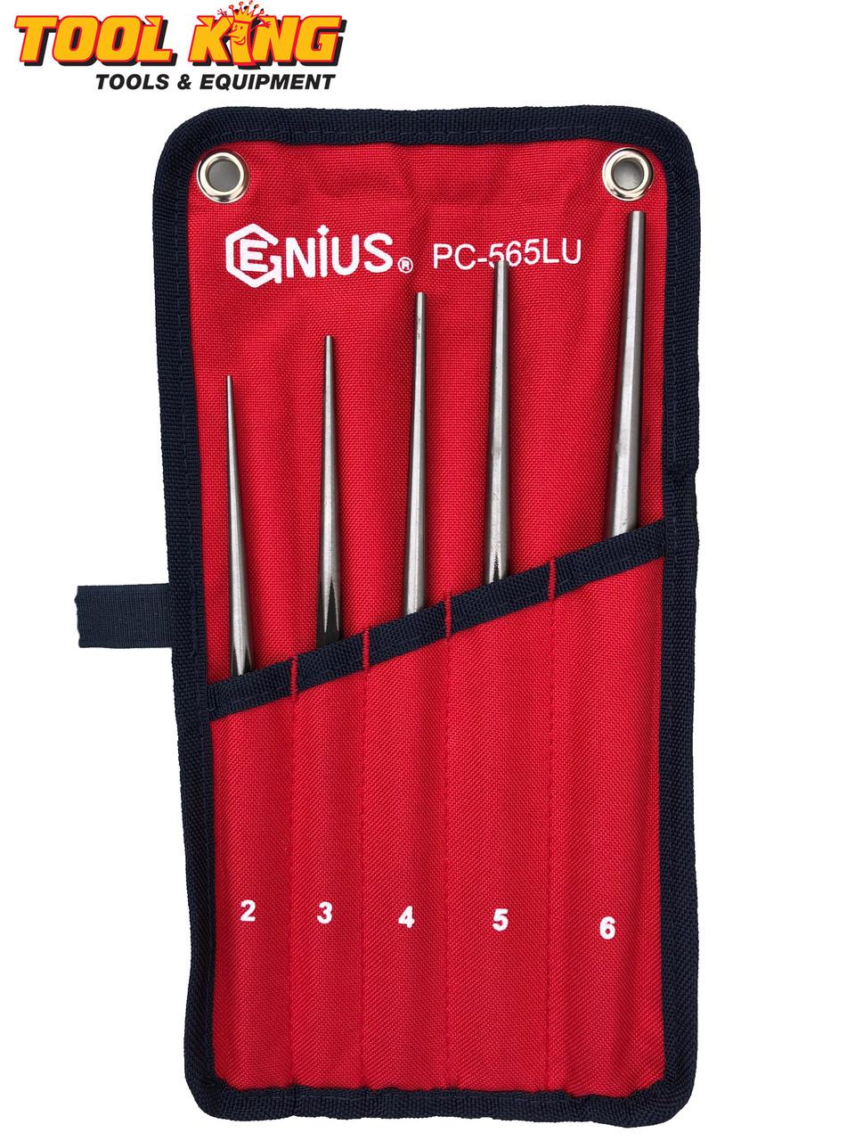 TAPER PUNCH SET long series Genius 5PC Professional Quality