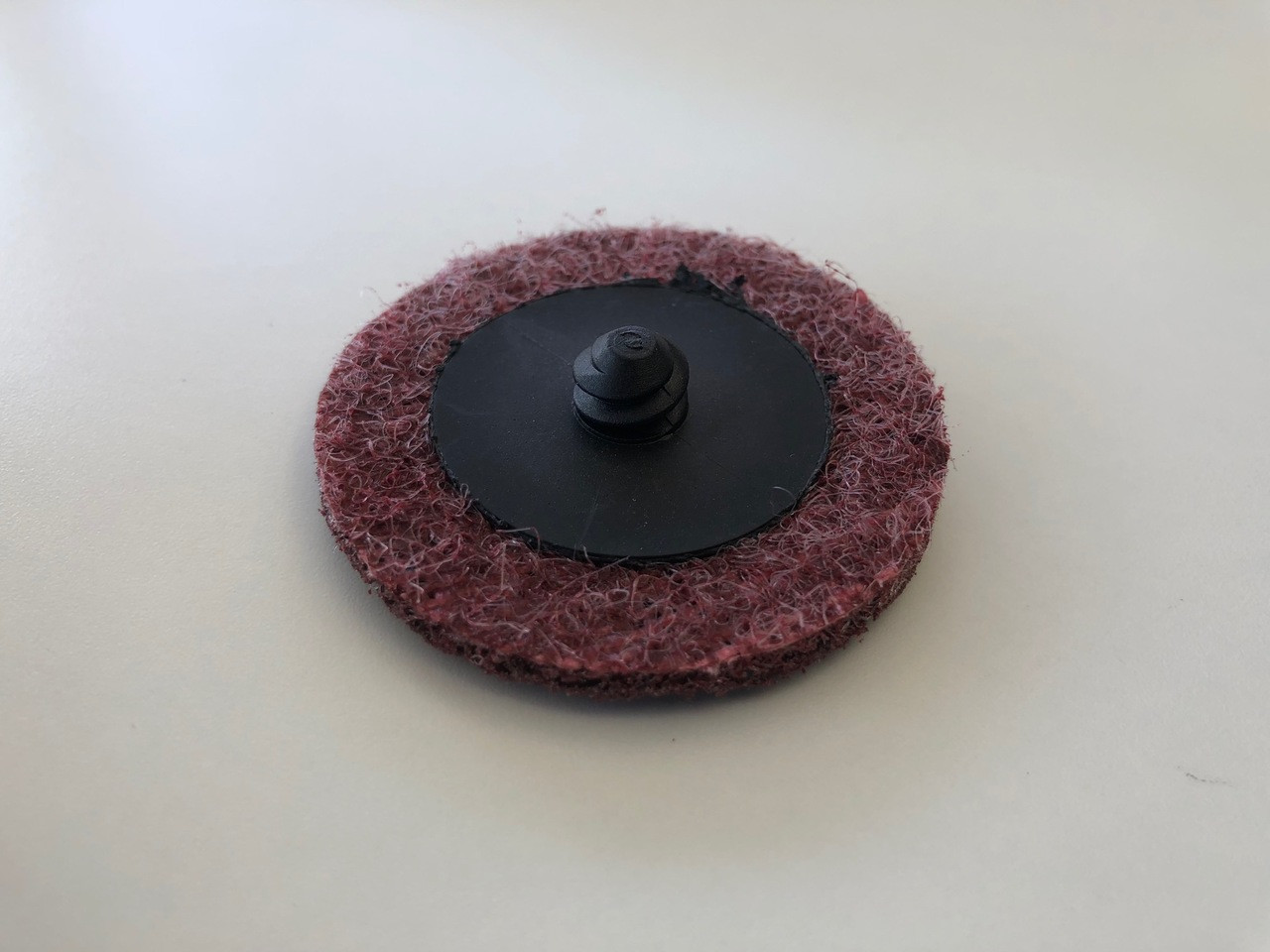 "2"" 50mm x10pcs Scotchbrite ROLOC quick change surface conditioning discs Maroon Medium"
