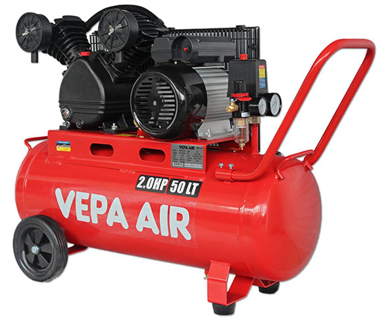 Air Compressor 100 litre belt drive VEPA