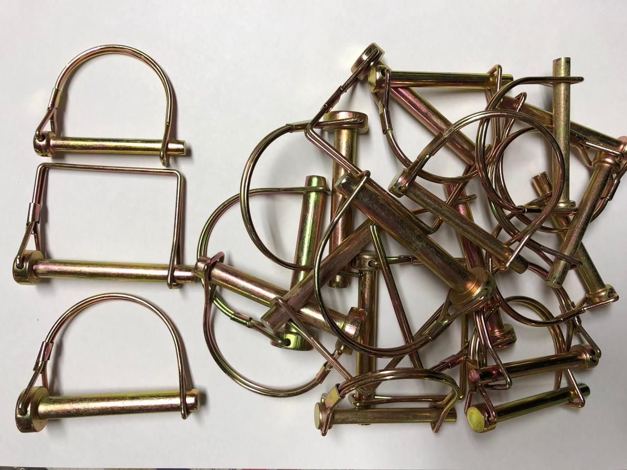 20pc PTO pin Assortment pack