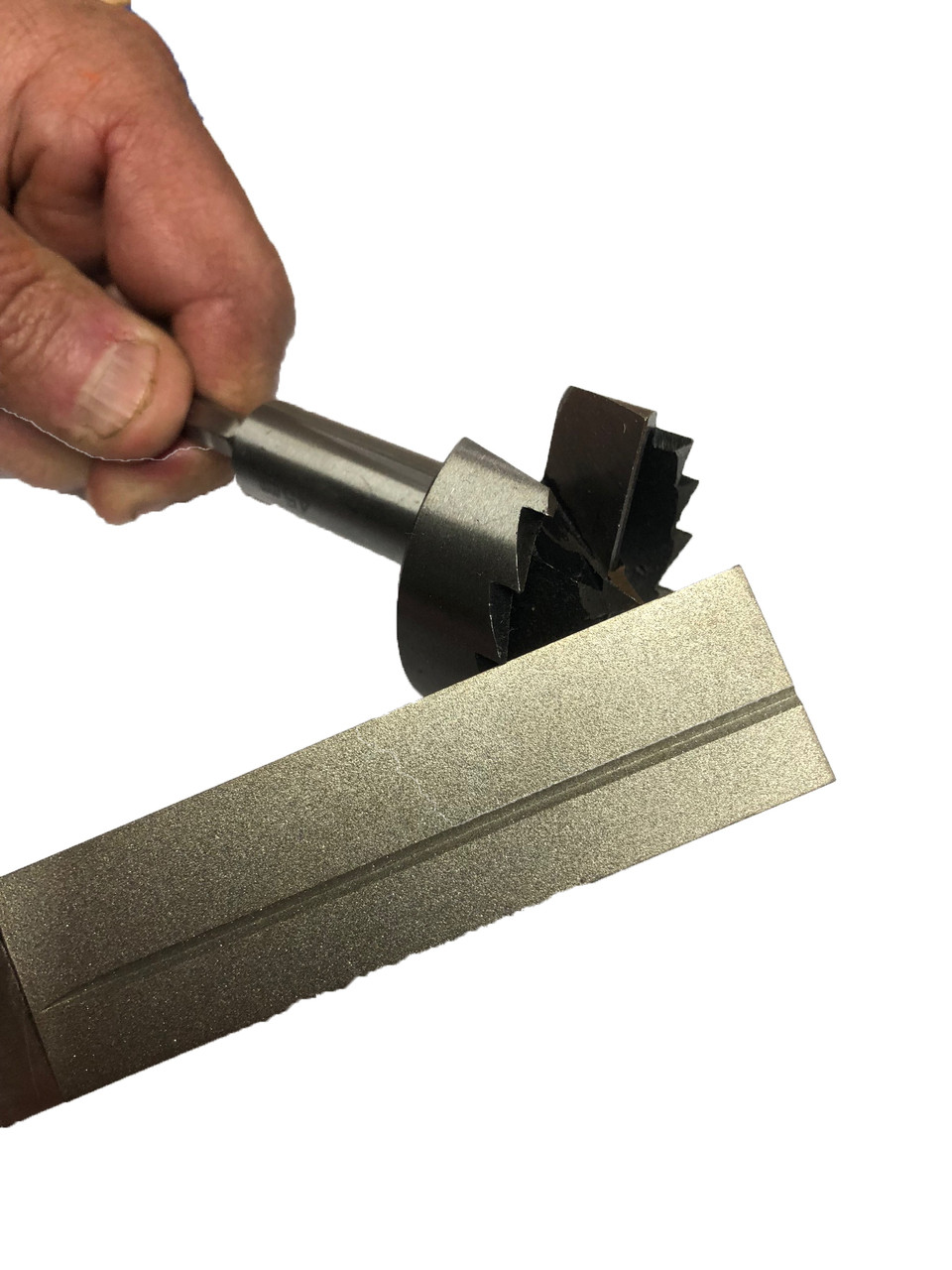 Diamond Sharpener sharpens knives secateures tools and more Superior grade