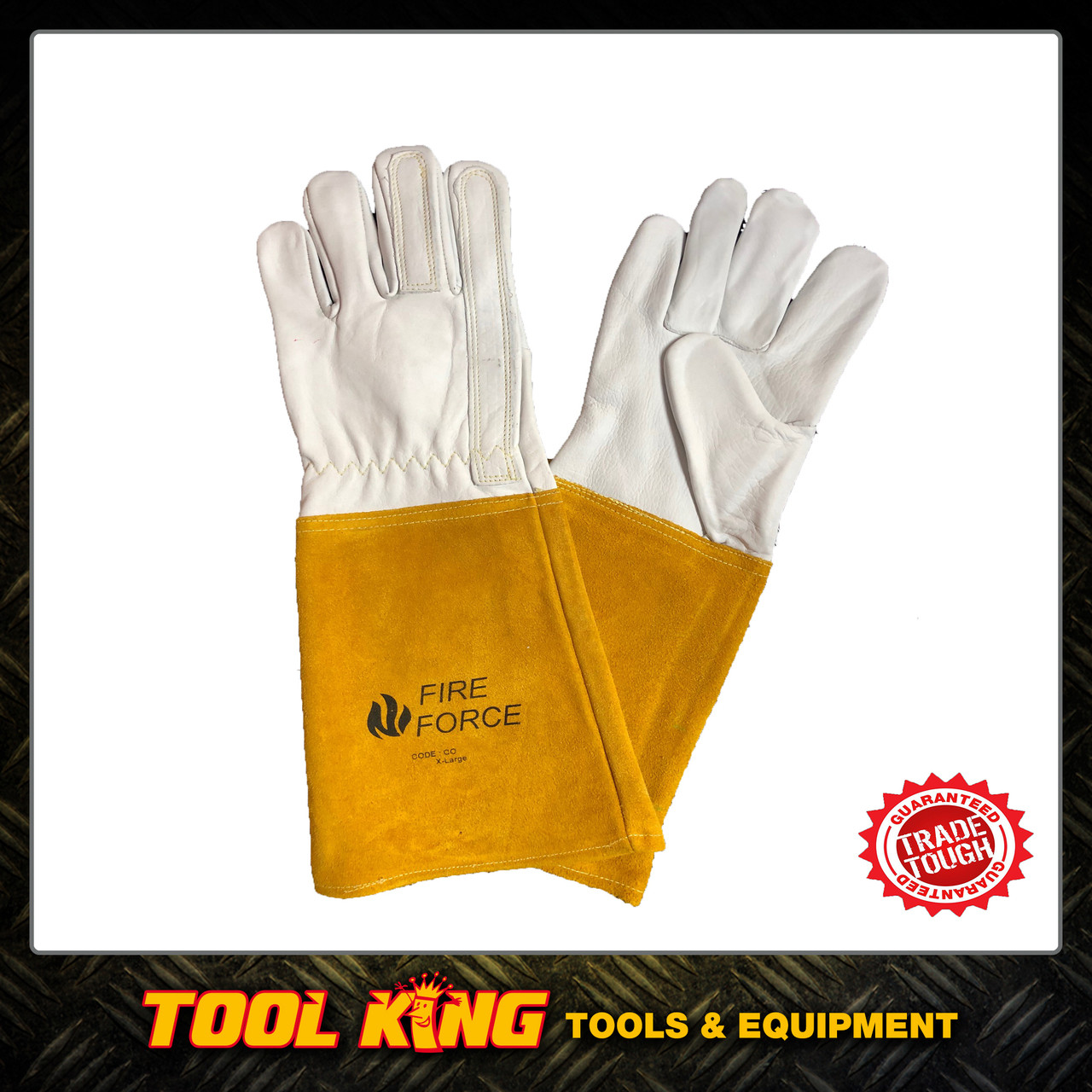 TIG Welding gloves  Extra protection TOP QUALITY Fireforce