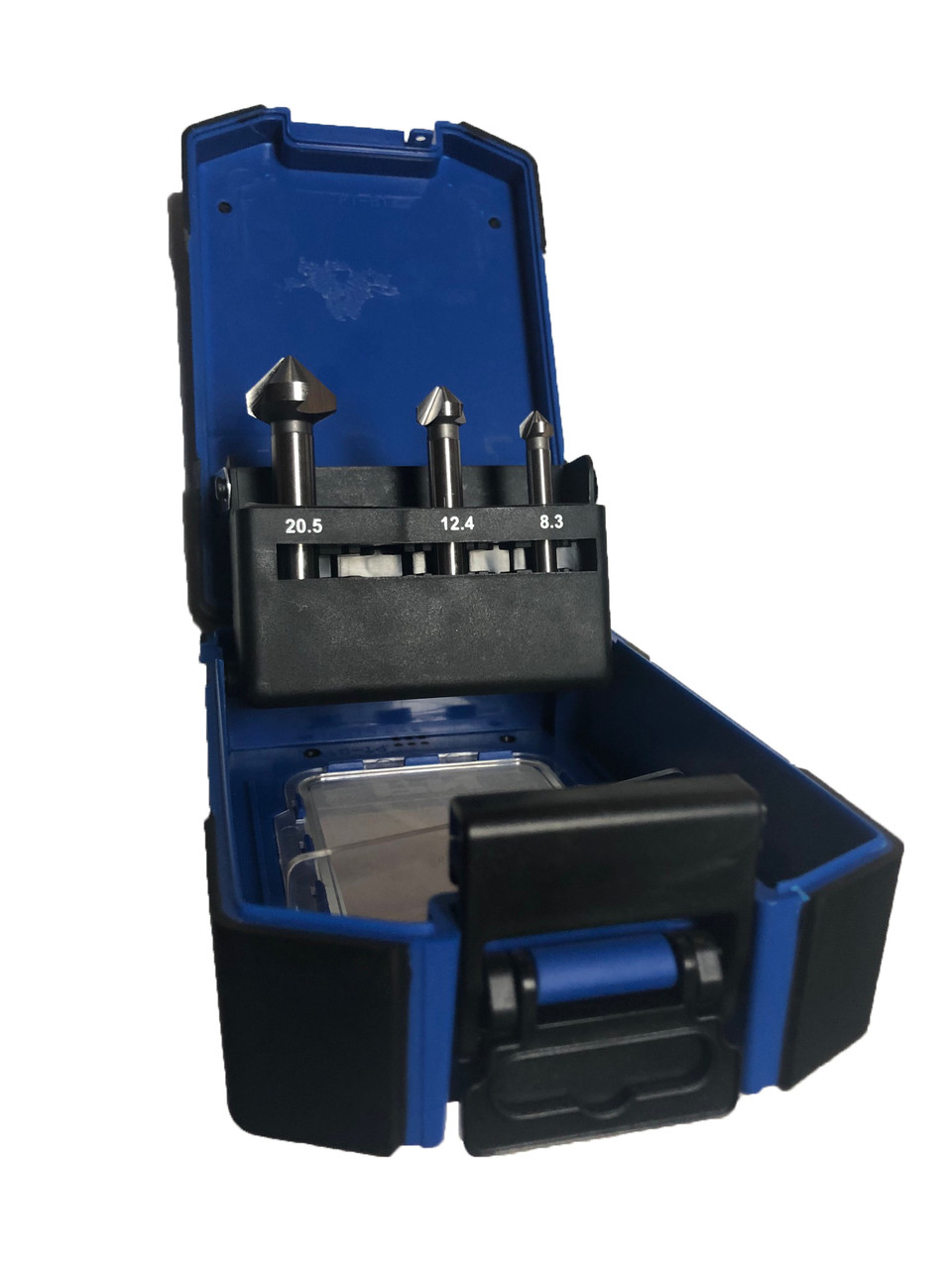 P&N 3pc HSS Countersink set by Sutton tools