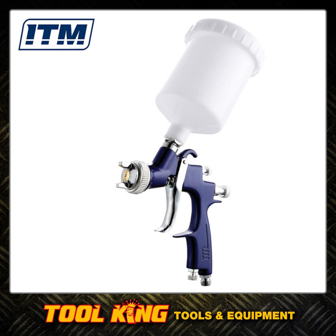 Air Spray Gun General purpose Gravity fed ITM Trade quality