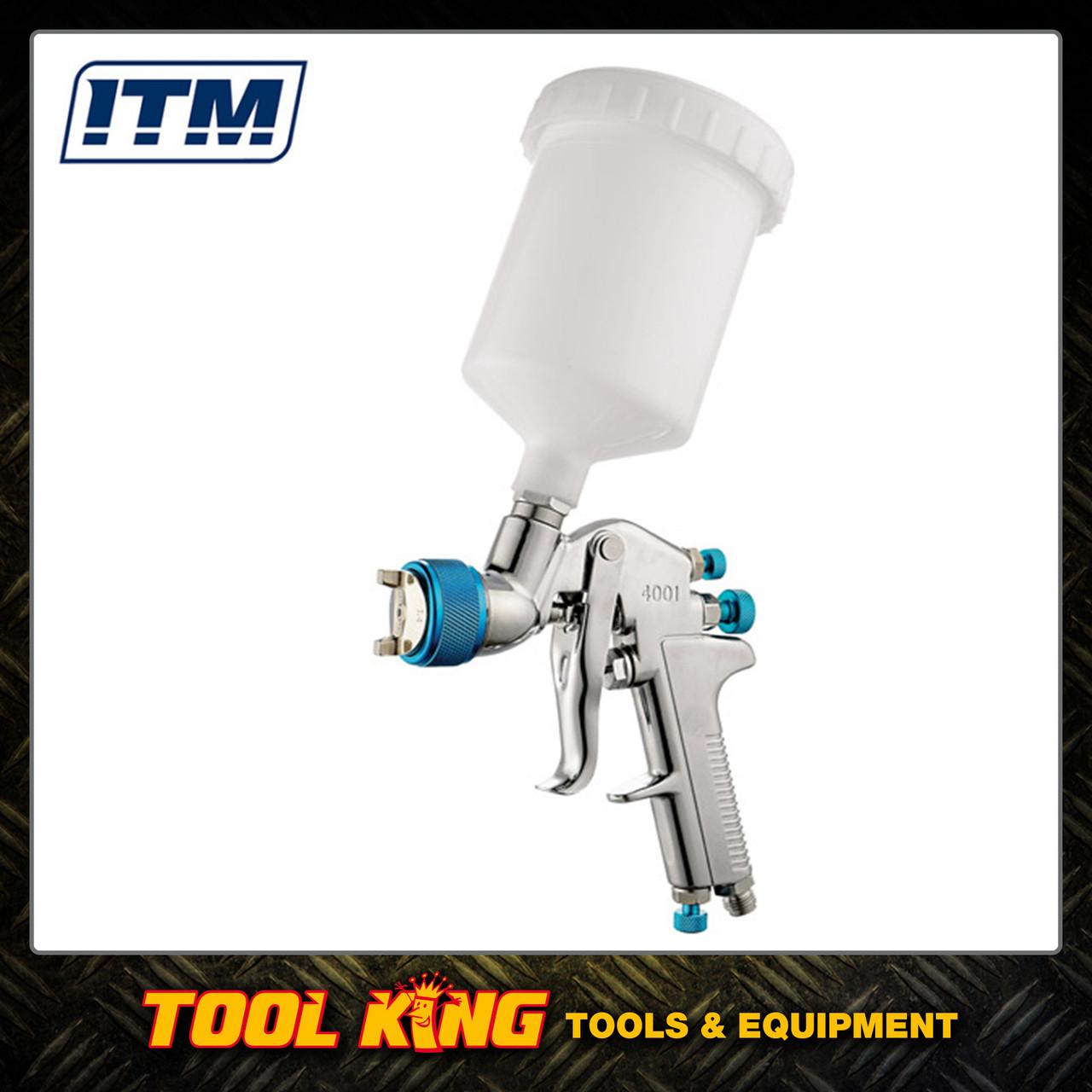 Air Spray Gun Gravity fed Professional ITM