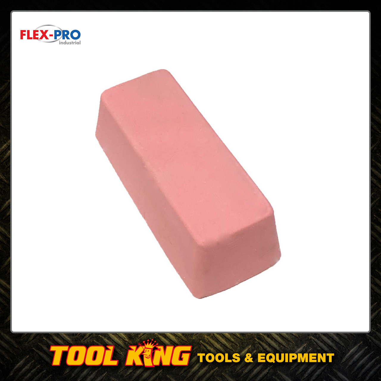 Polishing compound alloy bull bars and tanks etc PINK 410gm