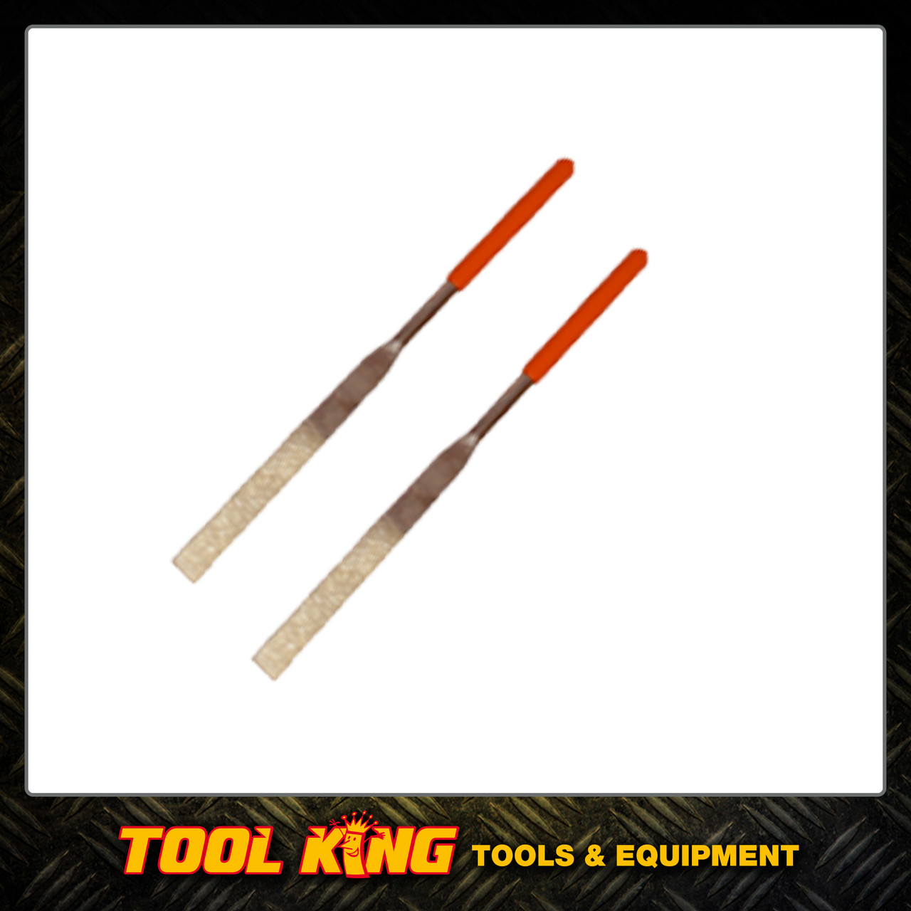Ignition points files 2pc set Diamond coated T&E Tools