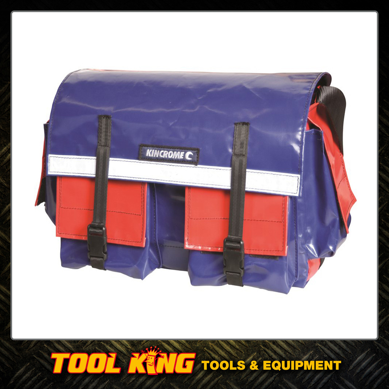 Tool Bag Heavy duty 7 pocket All weather