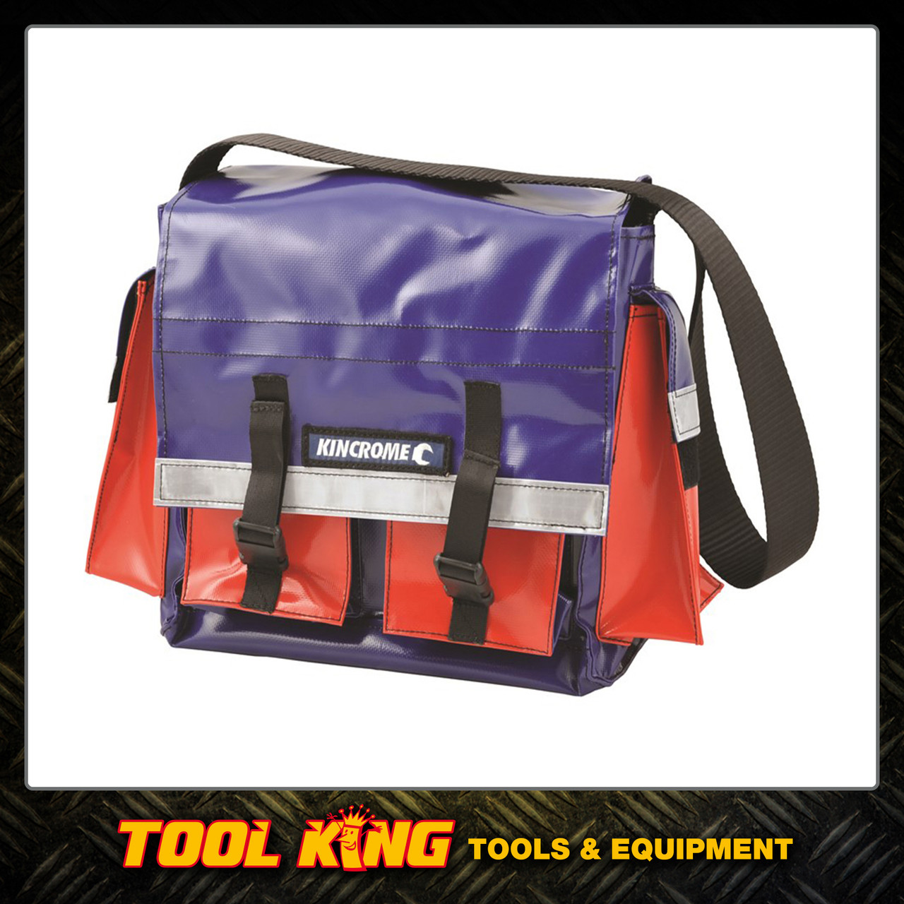 Tool Bag Heavy duty 4 pocket All weather small