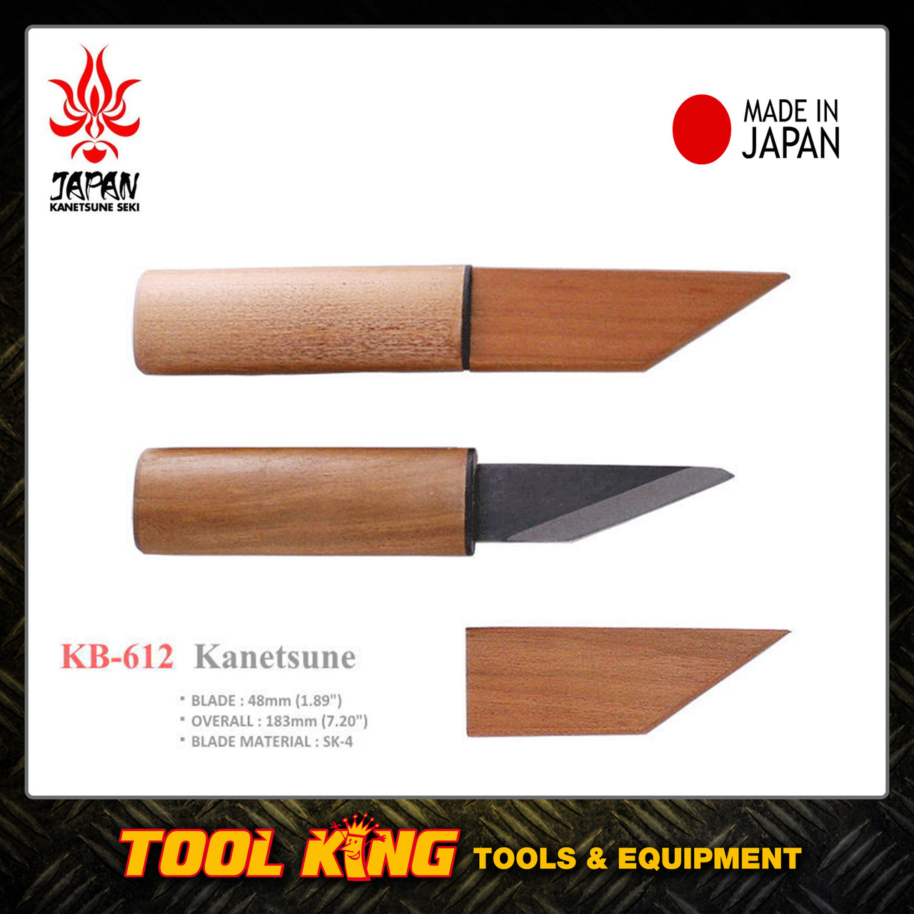 Kiradashi Kanetsune handcrafts knife Made in Japan