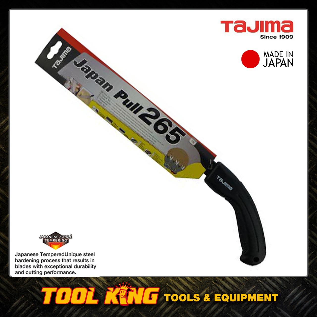 Japanese Pull saw 265 Tajima Made in Japan