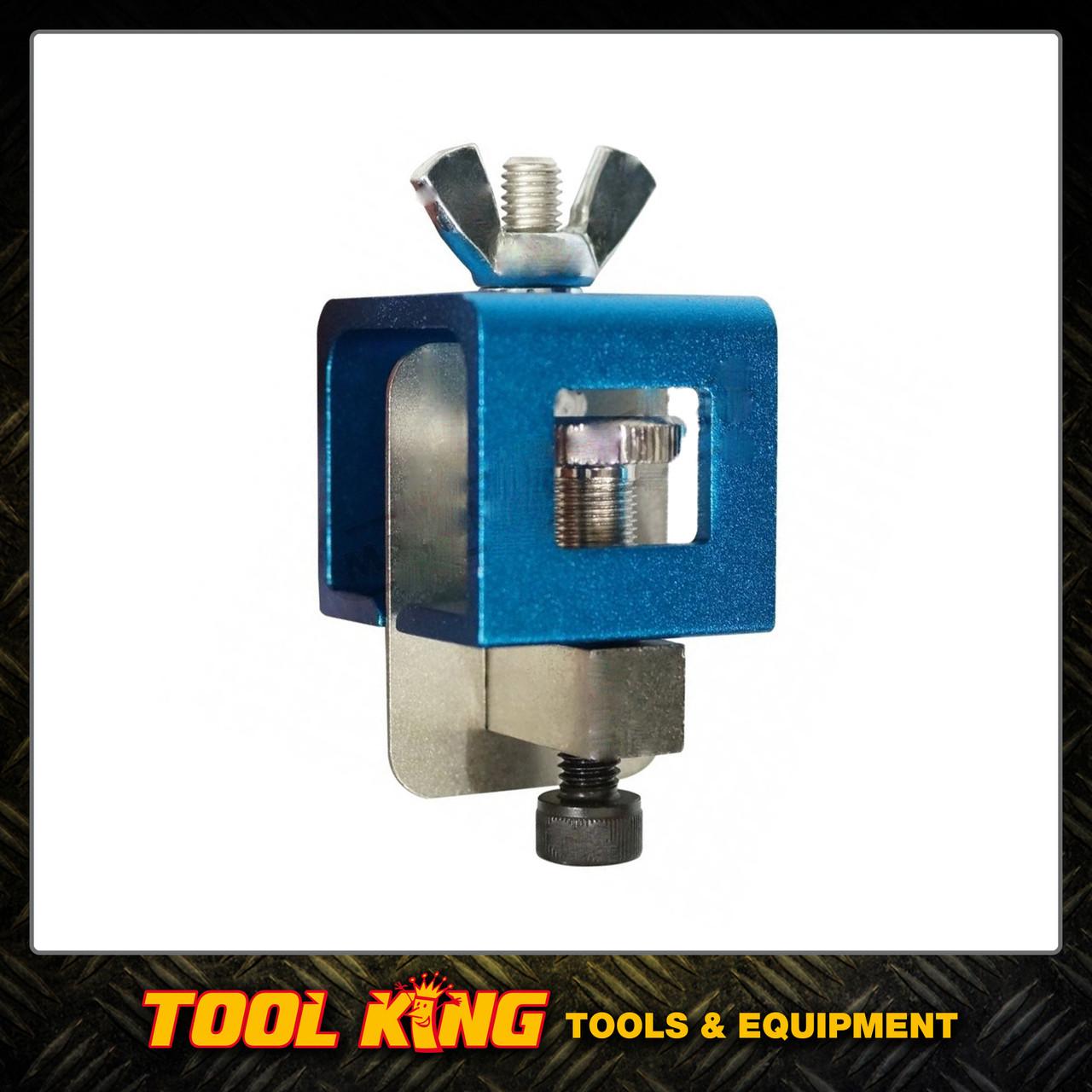 Butt welding clamp set 4pc