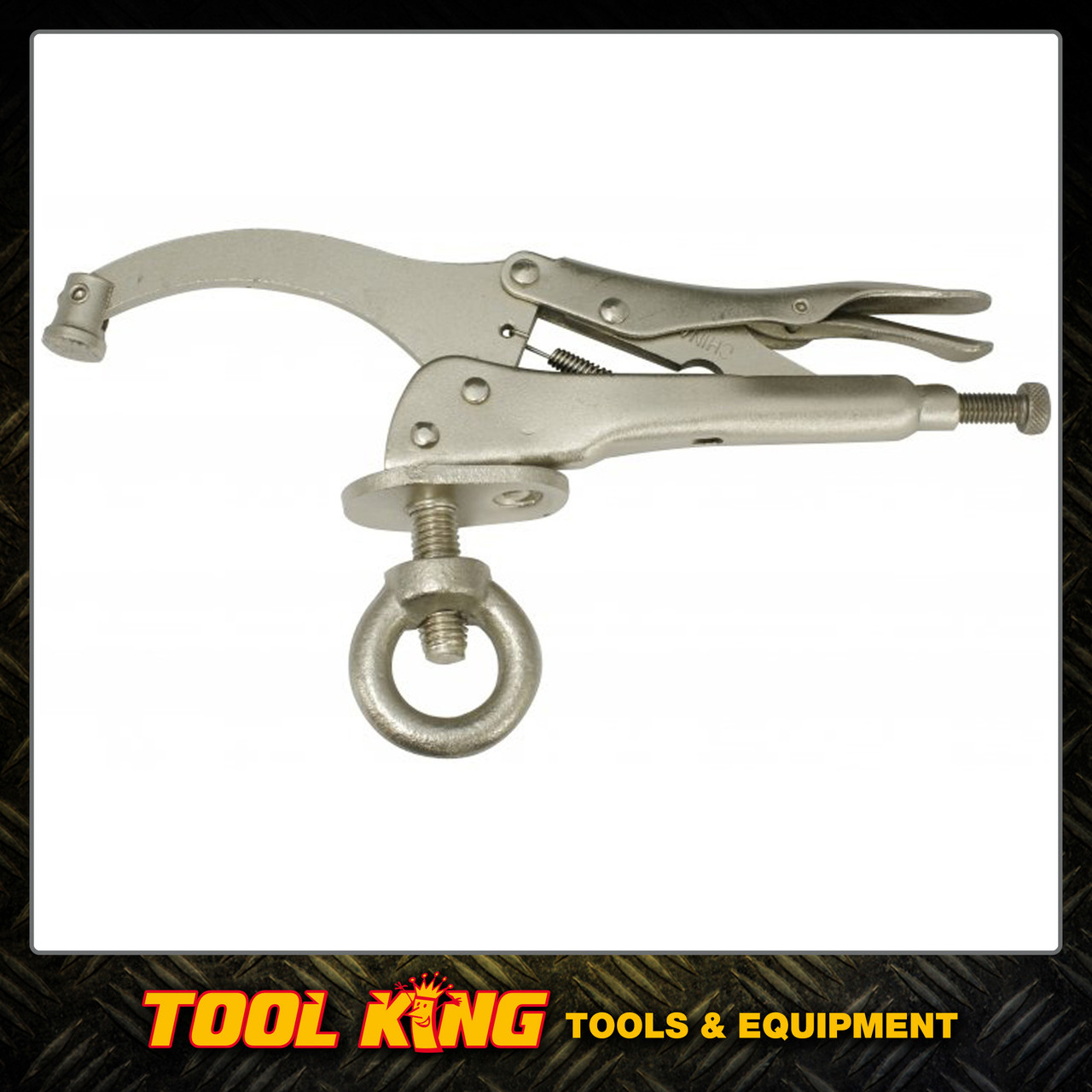 Locking Clamp to suit drill press & Welding benches
