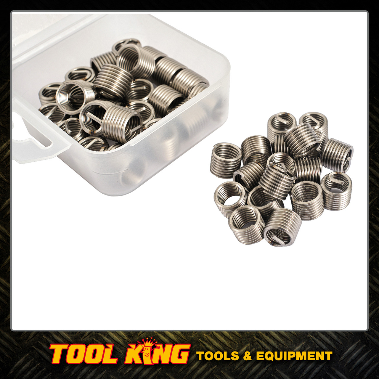 Thread repair helicoil inserts M10 x 1.5