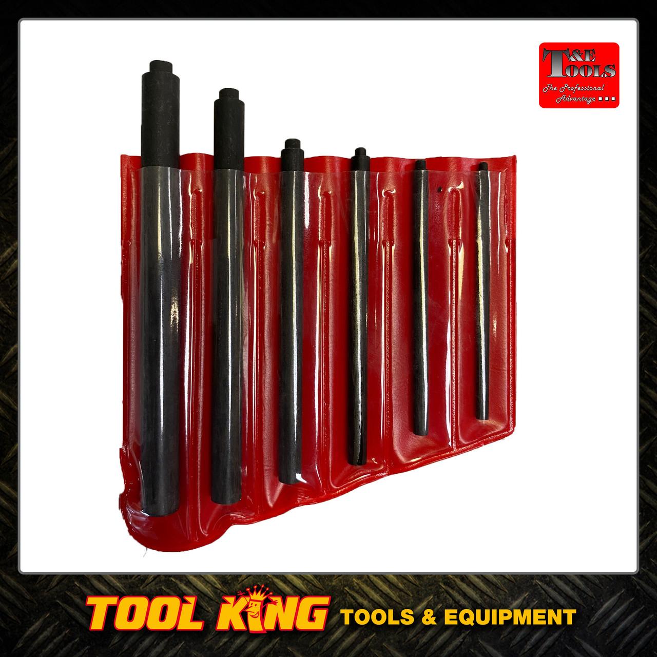 Dowel pin punch set T&E Tools