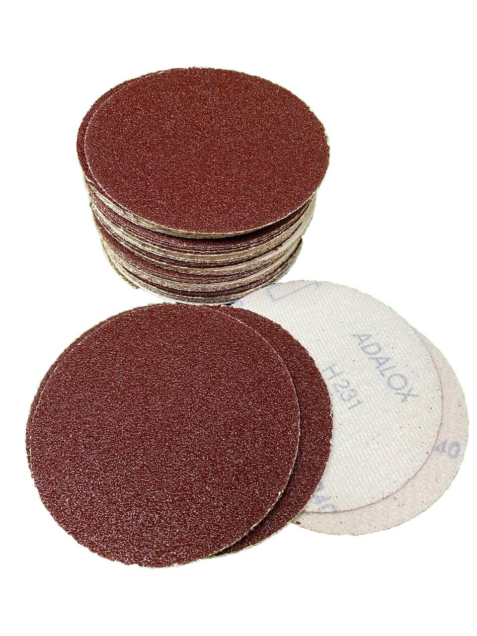 "125mm  sanding discs 5"" Box of 50 discs 40grit NORTON"