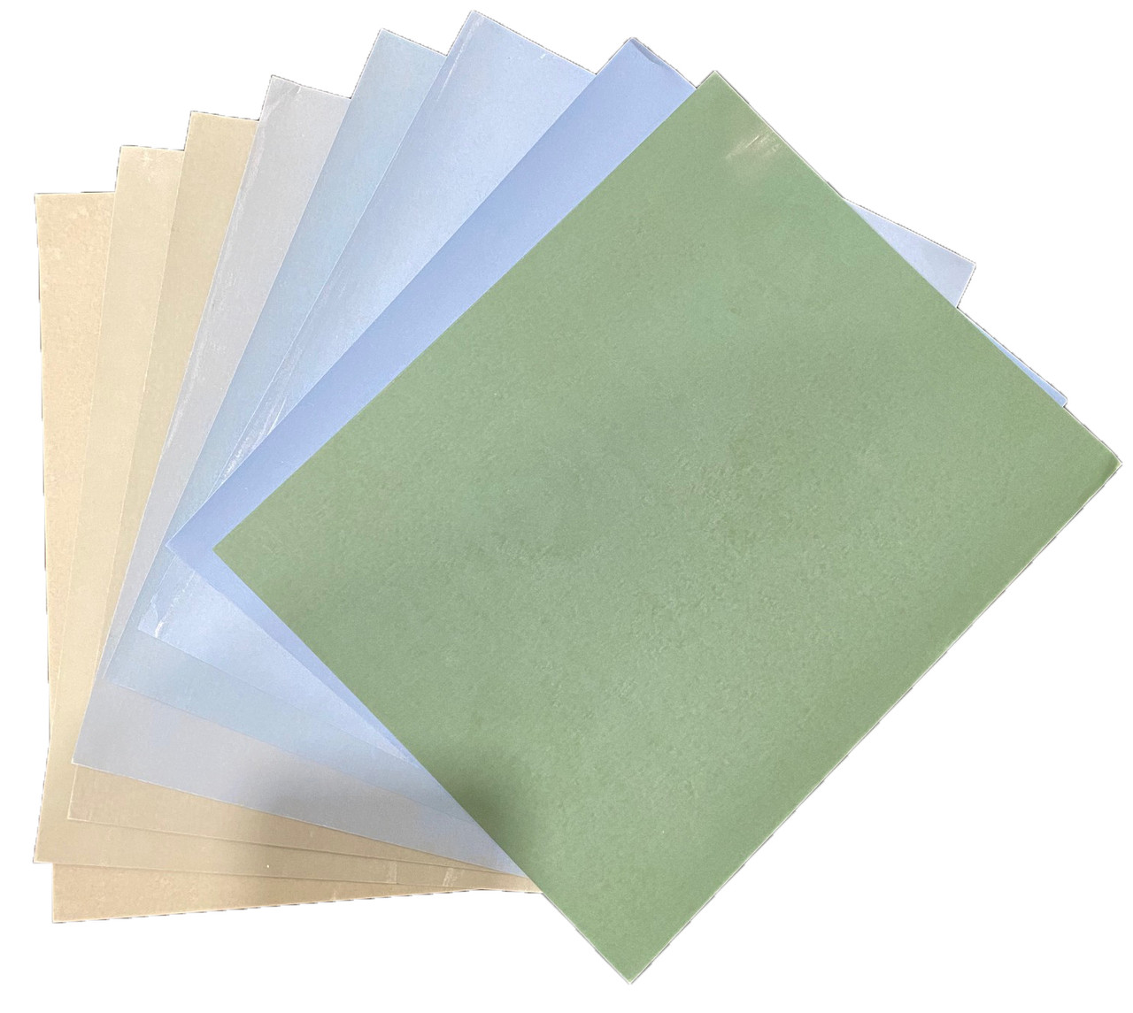 Ultra fine Wet & Dry abrasive sheets x 16pcs Made In Germany