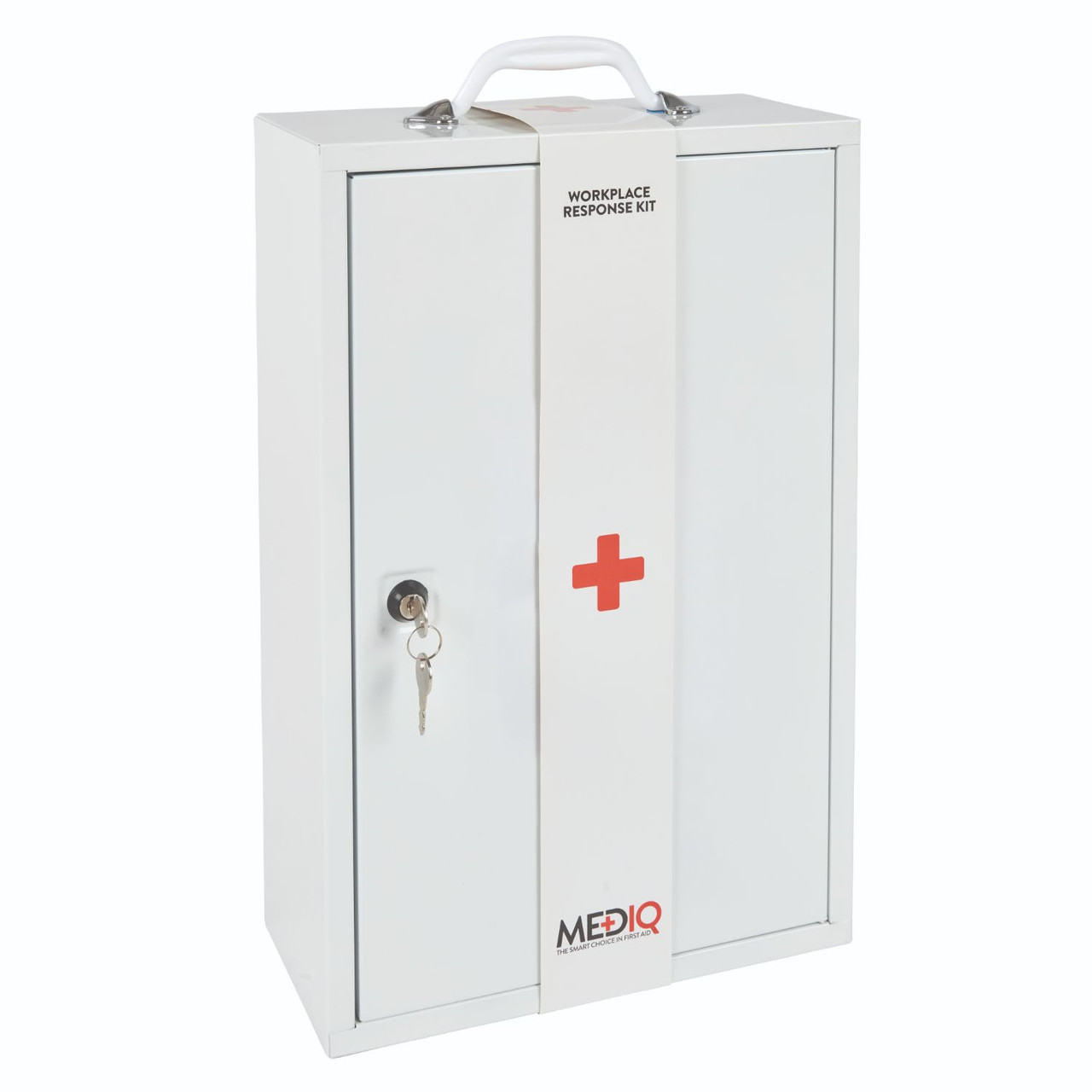 First Aid Kit Workplace wall cabinet 1-25 people low risk MEDIQ