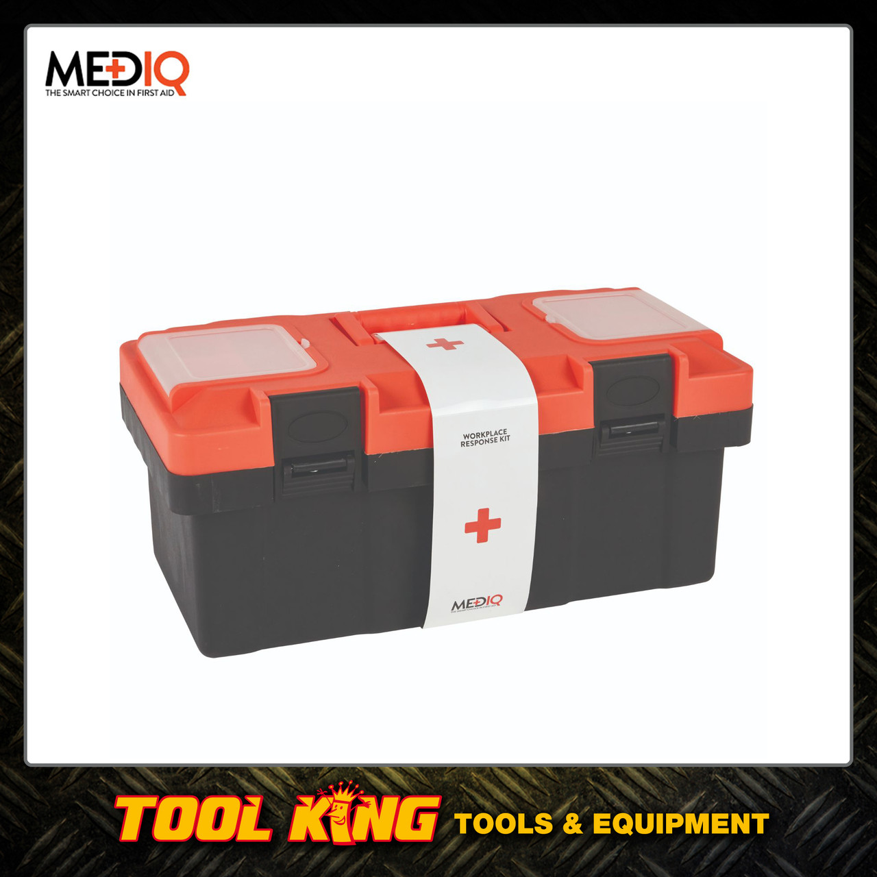 First Aid Kit Workplace 1-25 people low risk MEDIQ