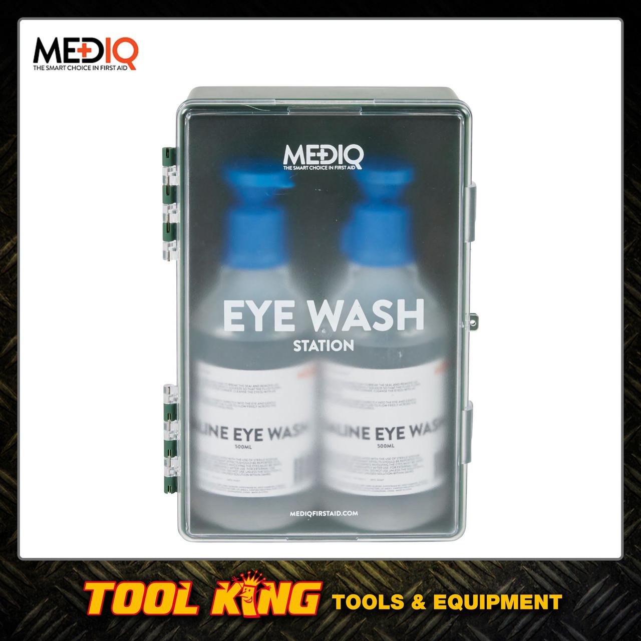 First Aid EYE WASH Station MEDIQ