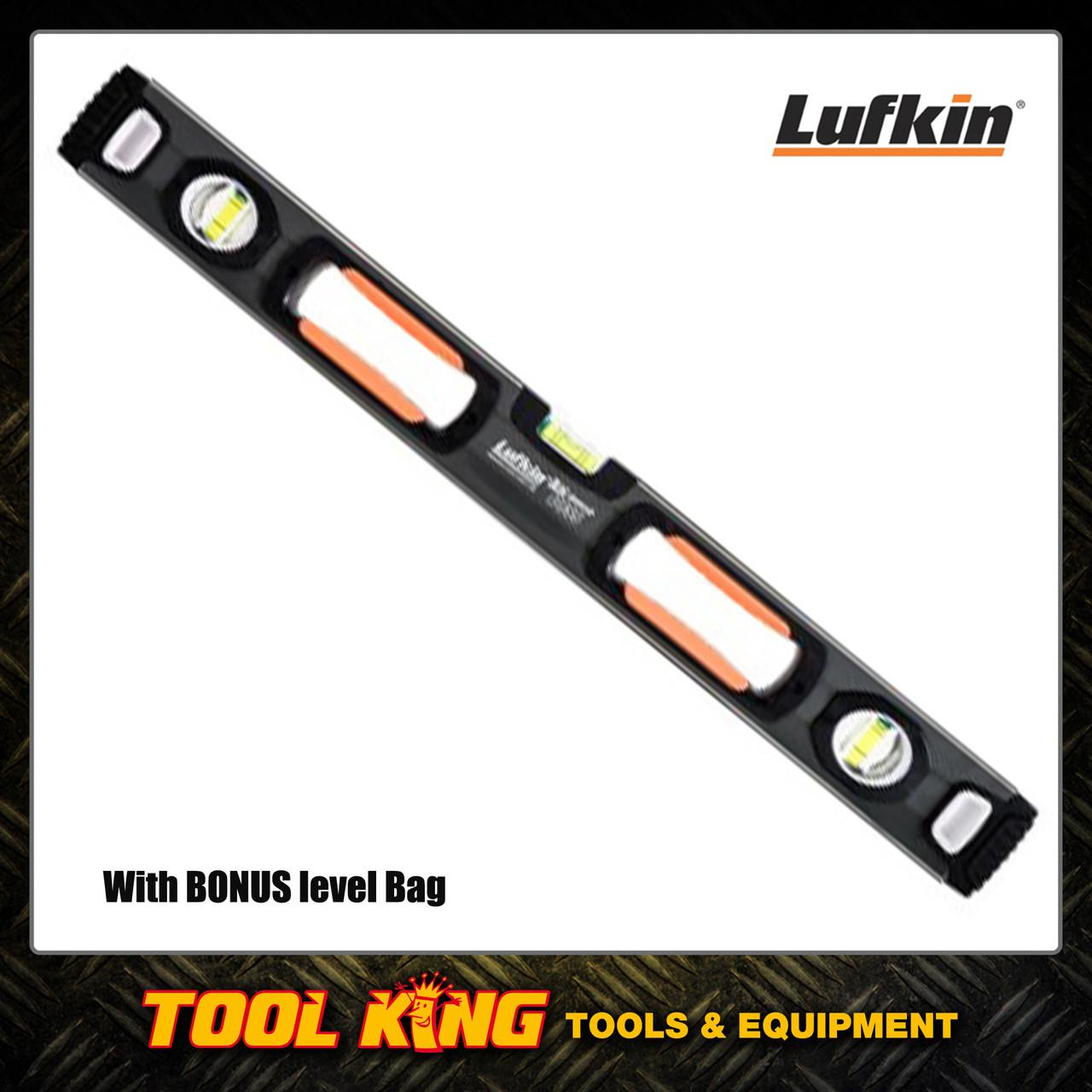 Lufkin Big Boss spirit level 60cm with bag