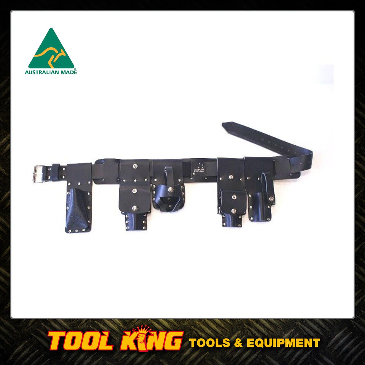 Leather Scaffolders tool Belt Australian Made