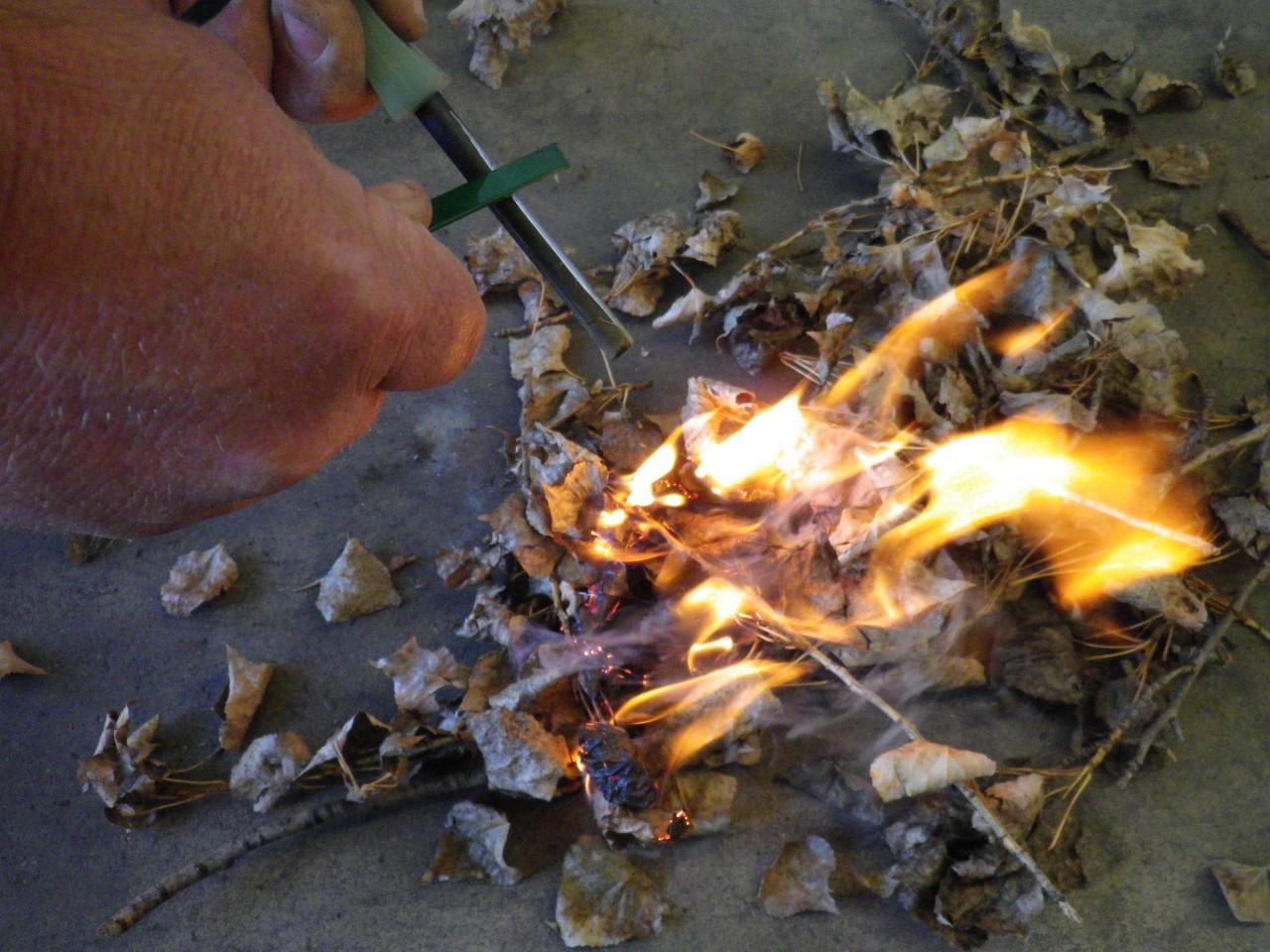 Fire Starter flint