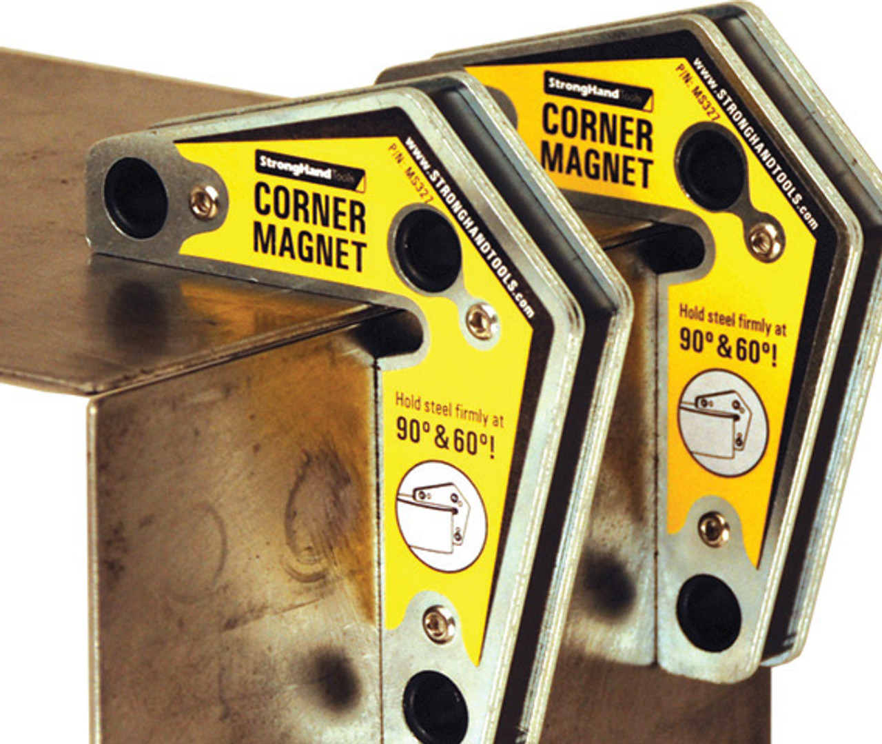 WELDING CORNER CLAMP magnetic