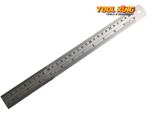 Ruler Stainless steel 30cm