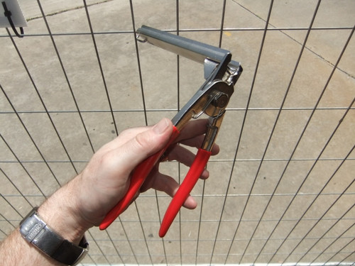 AIRCO C Ring fencing pliers for wire netting
