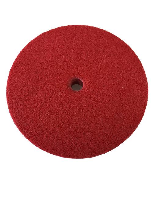 "Polishing Disc for metal 8"" red 240grit FLEX-PRO"