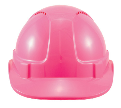 Hard Hat Vented  fluoro PINK Australian Standard