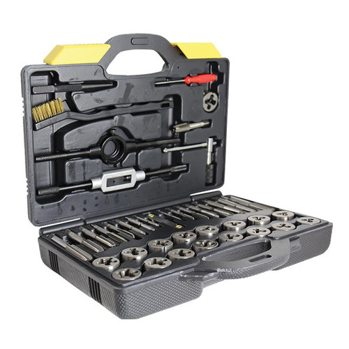 TAP AND DIE SET 42pc Imperial Made in Europe