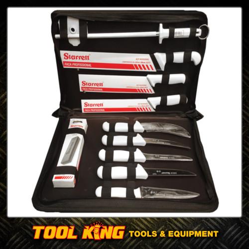Professional Butchers Knife set 11pc  STARRETT